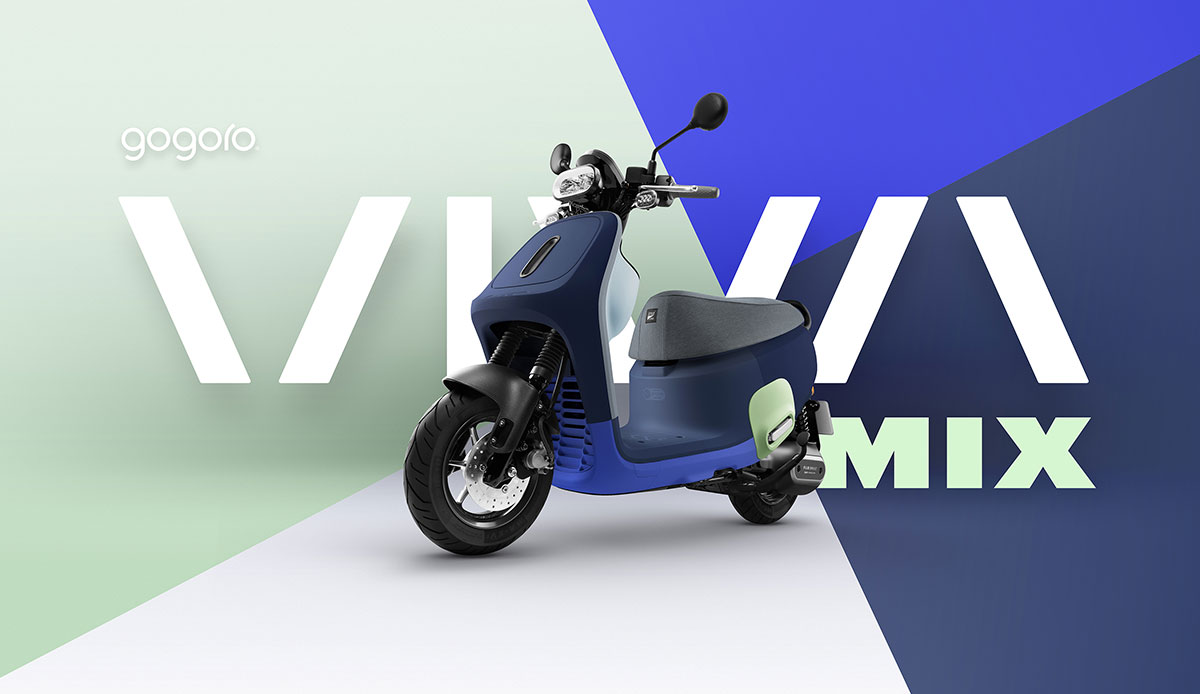 Viva MIX Smartscooter