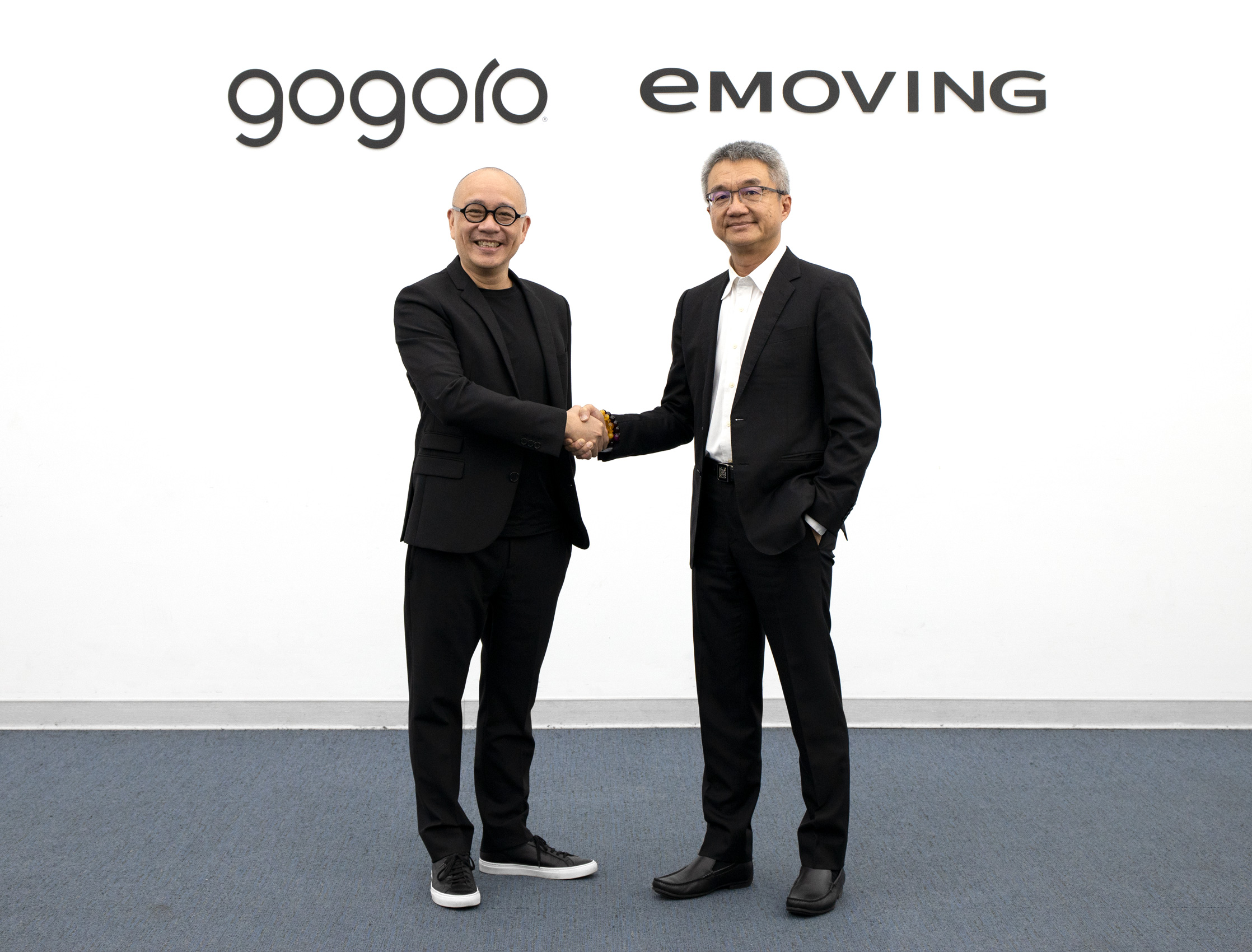 eMoving joins the PBGN alliance of smart electric Gogoro scooters